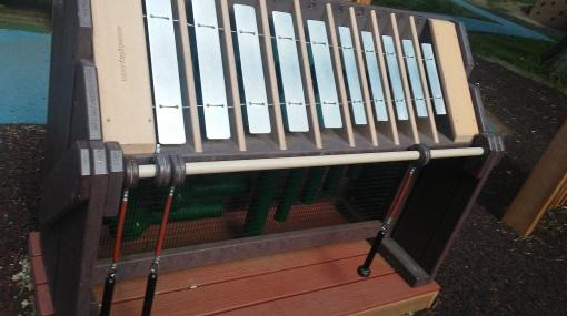 Pipe Organ-Xylophone
